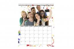 Multi-Page Calendars