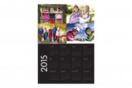 Single Page Calendars